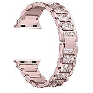Accessories - NEW Bling Rose Gold Band for Apple iWatch 42/44mm